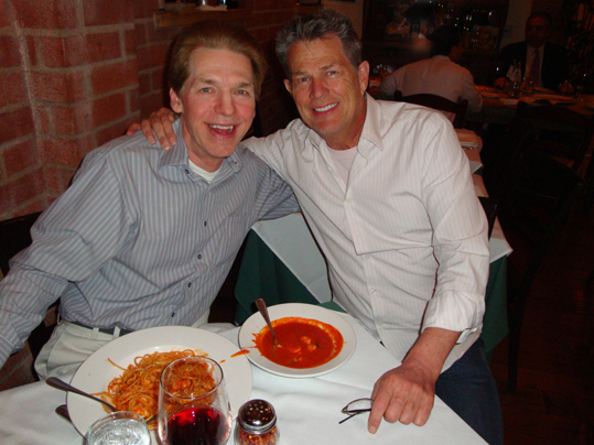 Jay and Foz Dining