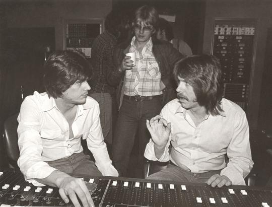 David Foster, Jay and David Hungate